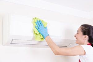 Nettoyage de la climatisation